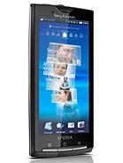 Sony Ericsson - Xperia X10