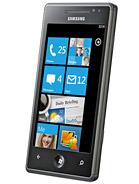 Samsung - i8700 Omnia 7