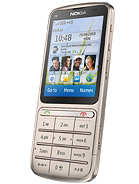 Nokia - C3-01 Touch and Type
