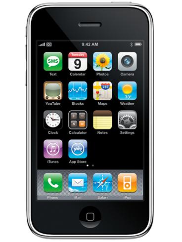 Apple - iPhone 3GS 8GB