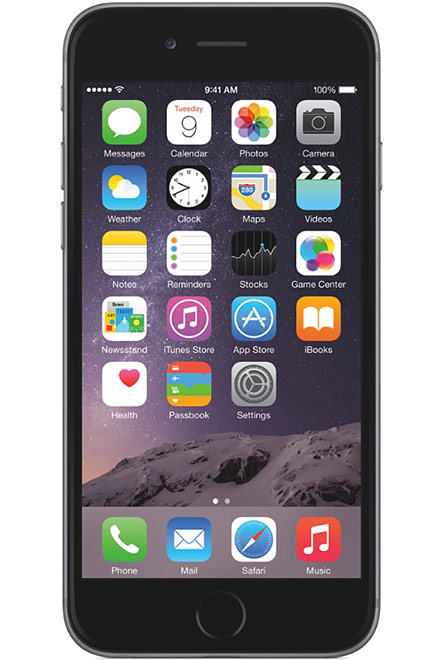 Apple - iPhone 6 Plus 128GB