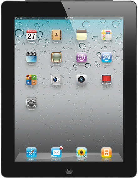 Apple - iPad 2 64GB WiFi+3G