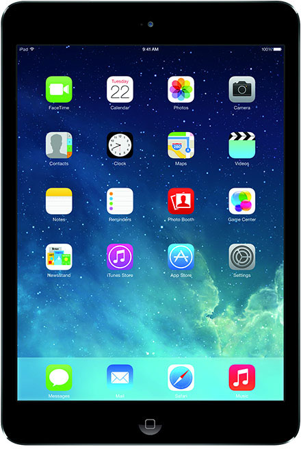 Apple - iPad Air 64GB WiFi