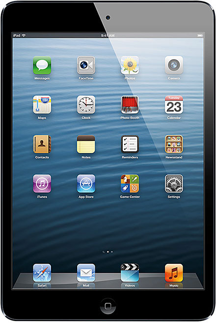 Apple - iPad mini 16GB WiFi+4G
