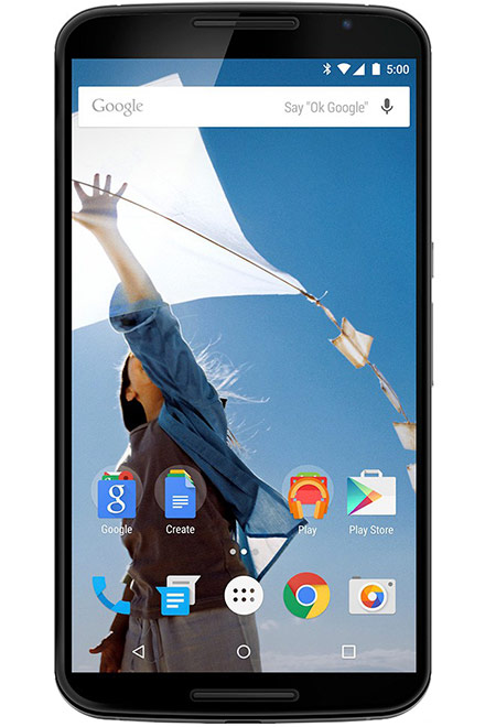 Motorola - Nexus 6