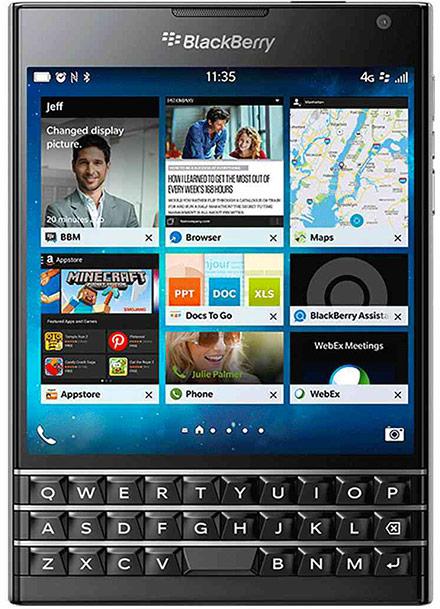 Blackberry - Passport