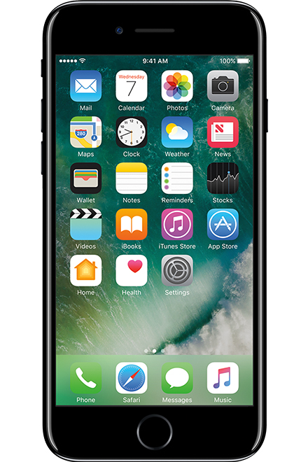 Apple - iPhone 7 Plus 256GB