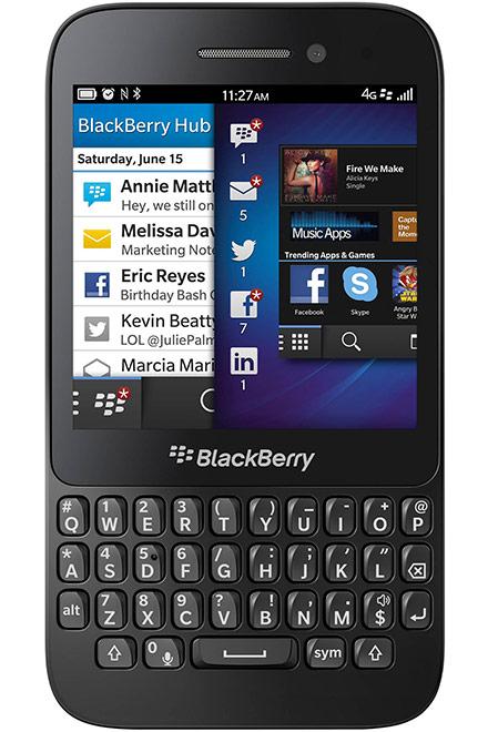 Blackberry - Q5