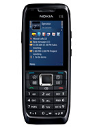 Nokia E51 - camera free