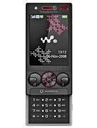 Sony Ericsson - W715