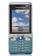 Sony Ericsson - C702i