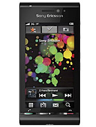 Sony Ericsson - Satio U1i