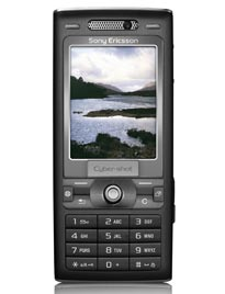 Sony Ericsson - K800i