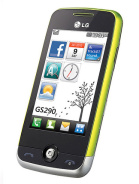 LG - GS290 Cookie Fresh