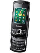 Samsung - E2550 Monte Slider