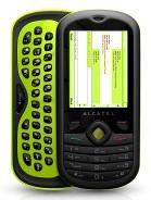 Alcatel - OT 606 Chat