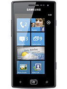 Samsung - Omnia W i8350