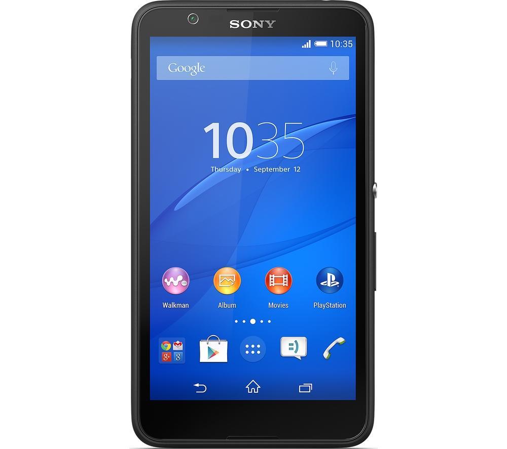 Sony - Xperia E4