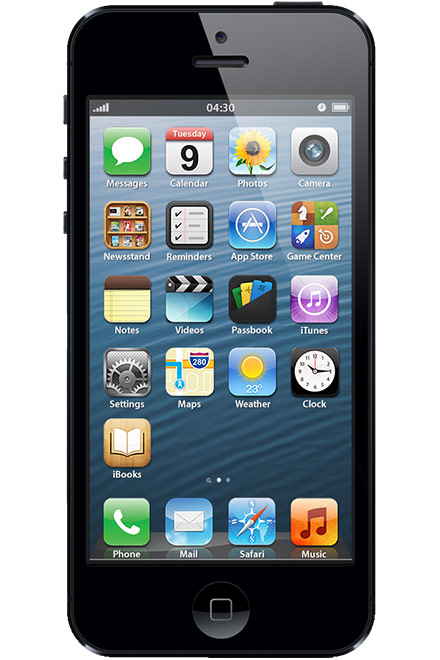 Apple - iPhone 5 64GB