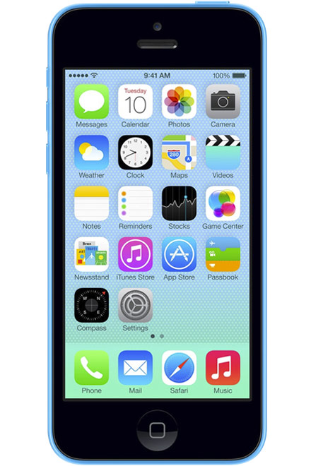 Apple - iPhone 5C 16GB