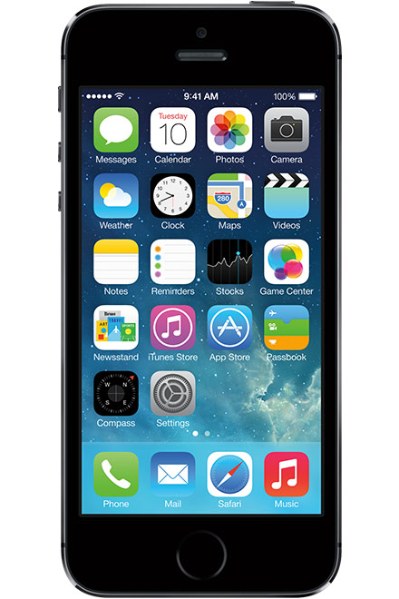 Apple - iPhone 5S 64GB