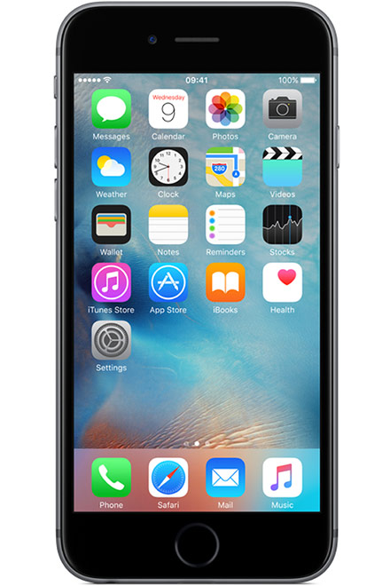 Apple - iPhone 6S 128GB