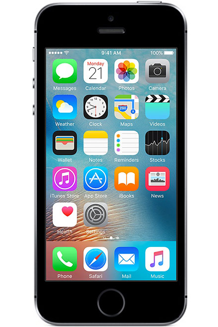 Apple - iPhone SE 64GB
