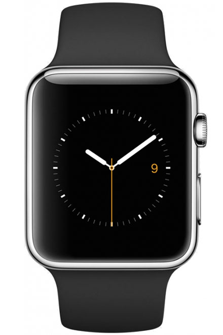 Apple - Watch (1st Generation) 38mm