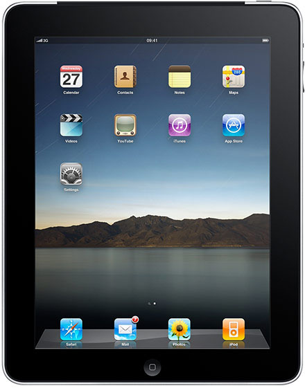 Apple - iPad 1 32GB WiFi+3G