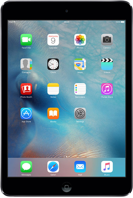 Apple - iPad mini 2 128GB WiFi