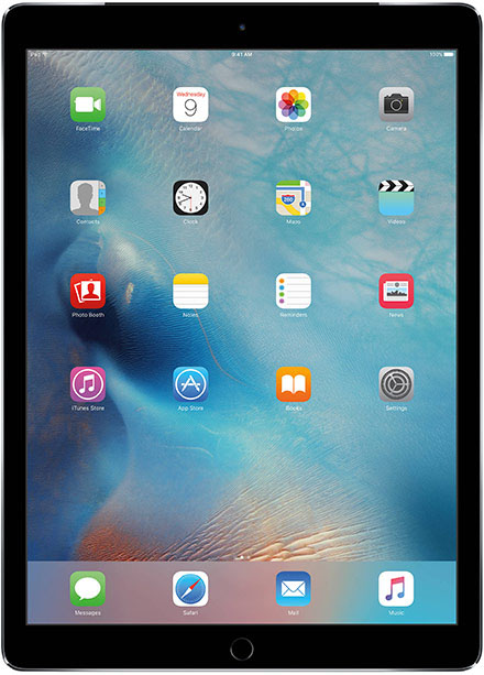 Apple - iPad Pro 12.9-inch 128GB WiFi+4G