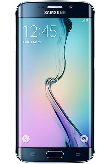 Samsung - Galaxy S6 Edge G925 128GB