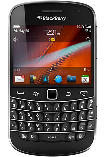 Blackberry - Bold Touch 9900
