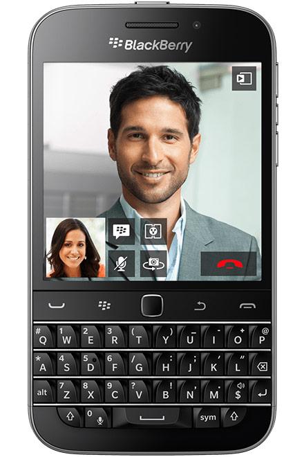 Blackberry - Classic Q20