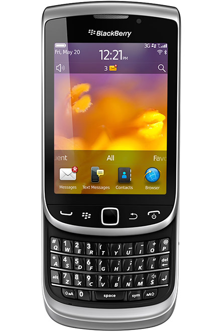 Blackberry - Torch 9810