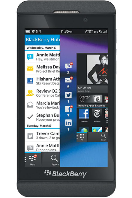 Blackberry - Z10