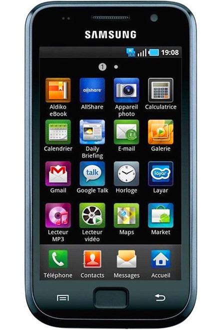Calendrier Samsung S7.Sell Samsung Galaxy S I9000 Mobile Phone Mazuma Mobile