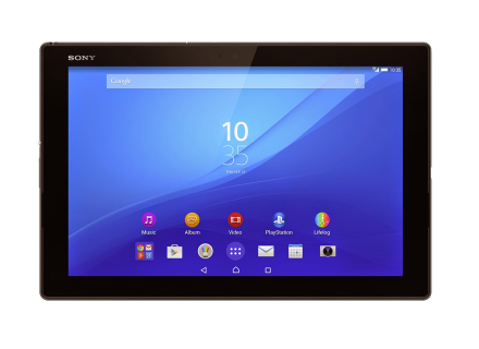 Sony - Xperia Tablet Z4 WiFi