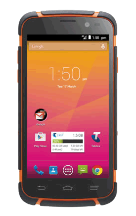 Telstra - Tough Max T84