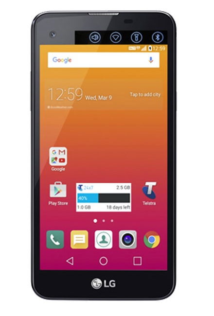 Telstra Signature Enhanced K5