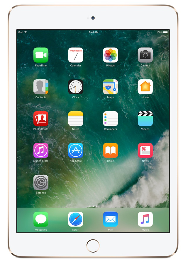 Apple - iPad 5 128GB WiFi