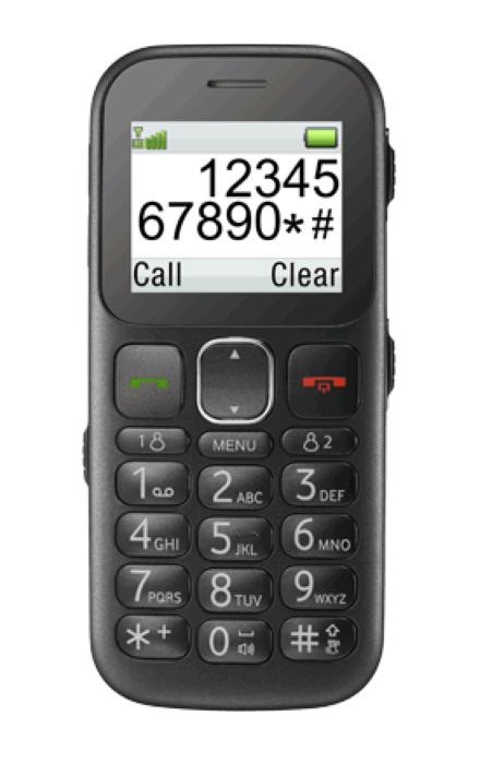 Telstra Easycall 3 T303