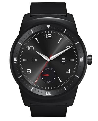 LG - G Watch R W110
