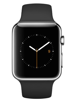 Apple Watch Series 1 Stainless Steel Case 42mm