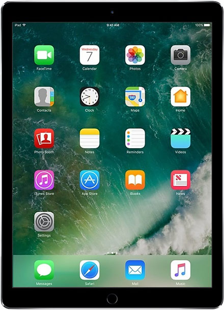 "Apple ipad pro 10.5"" 64gb wifi + 4g 3"