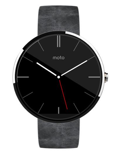 Motorola Moto 360 (1st Gen) 46mm