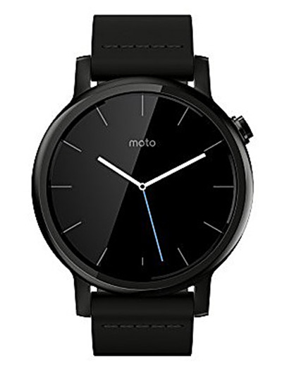 Motorola - Moto 360 (2nd Gen) 42mm