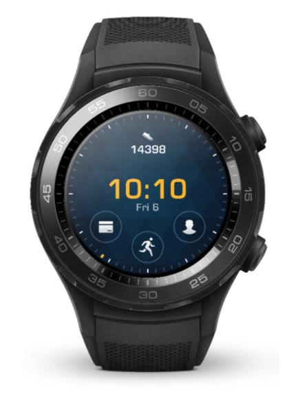 Huawei - Watch 2 4G