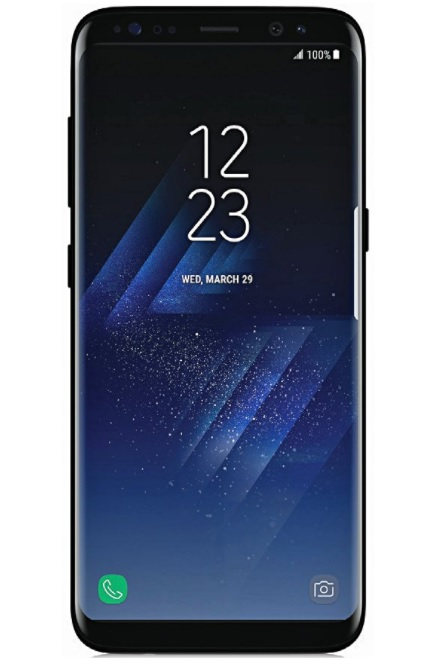 Samsung - Galaxy S8 DUOS G950FD 64GB