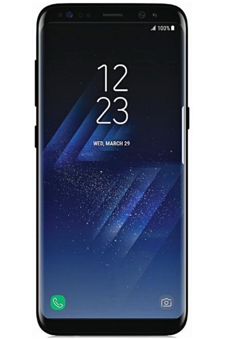 Samsung - Galaxy S8+ DUOS G955FD 64GB